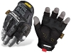 Mechanix M-Pact Fingerless, черные, XL/XXL (MFL-05-540-BLK)